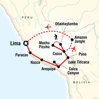 Iquitos Amazon Tour Lonely Planet